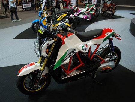 Zommer va MSX do dep tai Thai Lan - 5