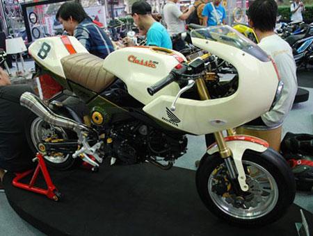 Zommer va MSX do dep tai Thai Lan - 6