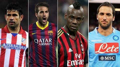 Arsenal muon dua Balotelli ve san Emirates Tin Chuyen nhuong 56