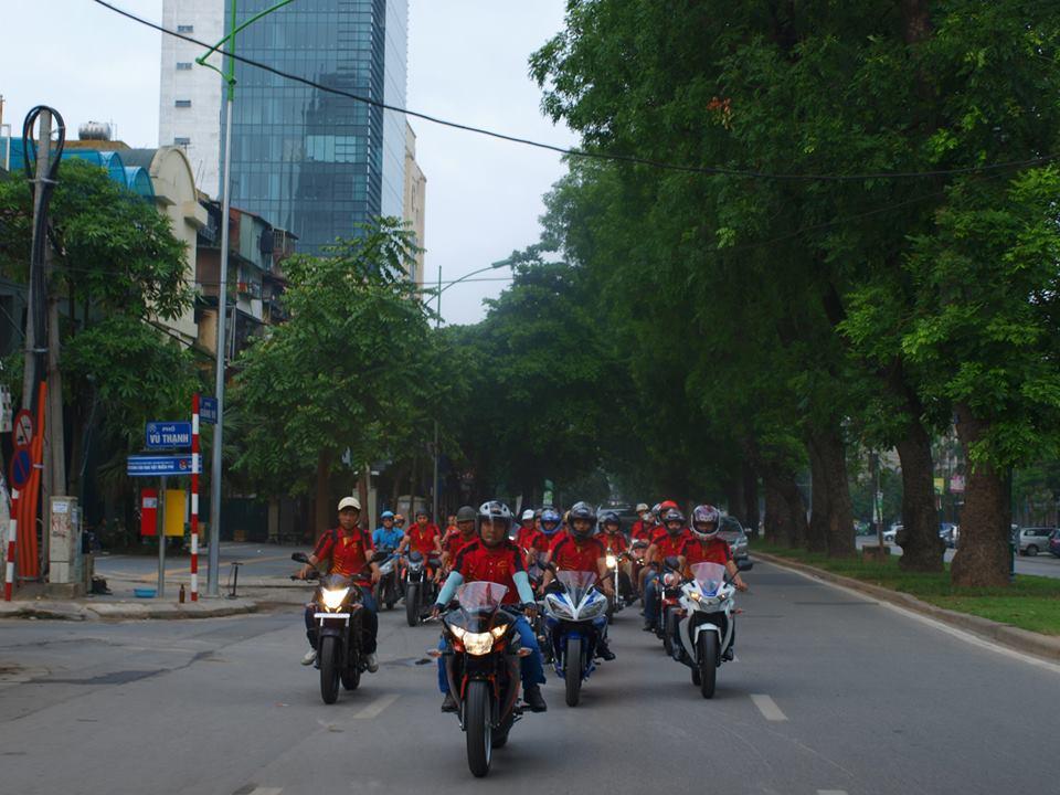 Minh Thuong Motor gioi thieu dan xe moi cho anh em - 3