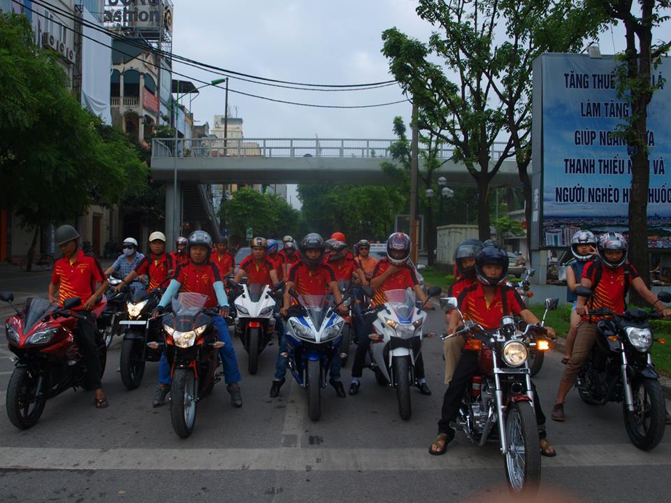 Minh Thuong Motor gioi thieu dan xe moi cho anh em - 4