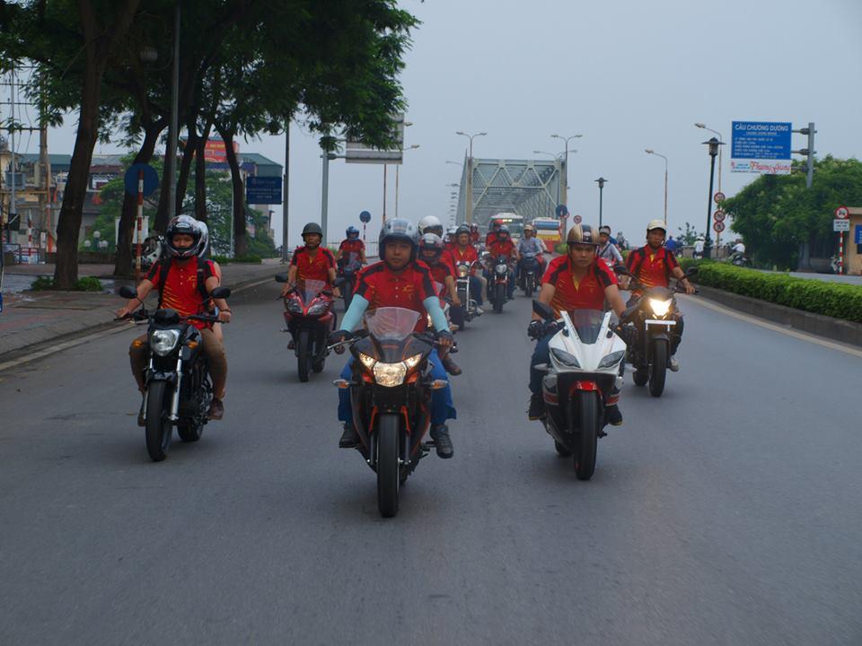 Minh Thuong Motor gioi thieu dan xe moi cho anh em - 5