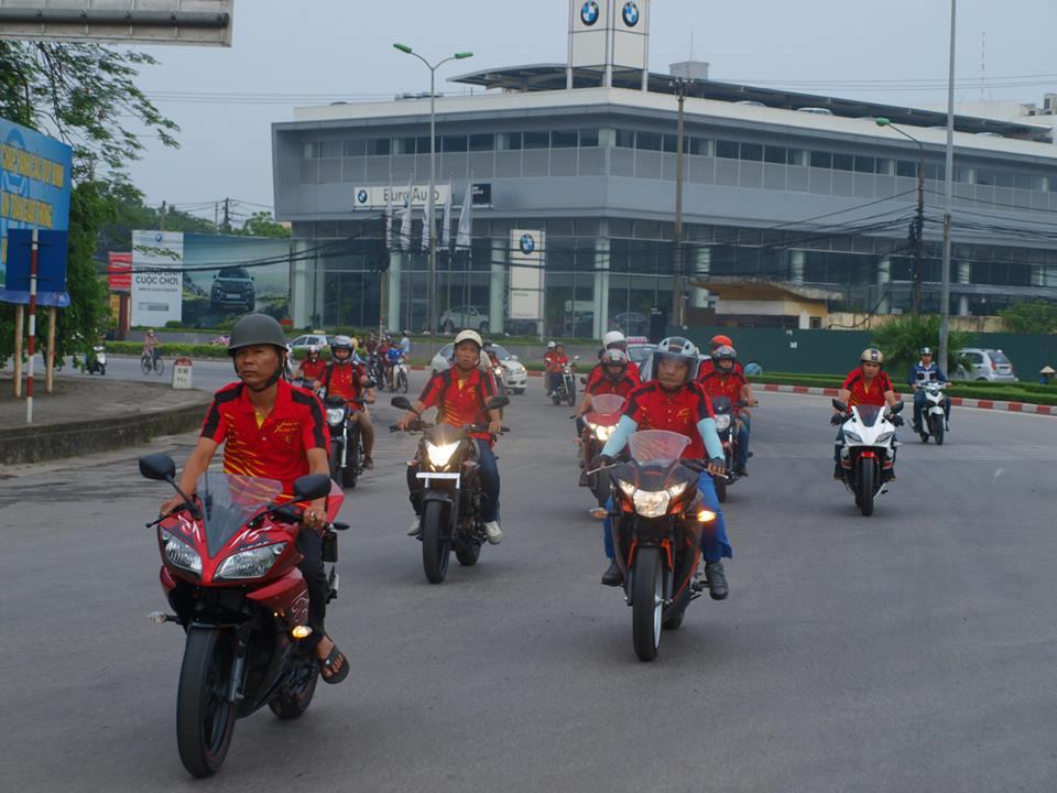 Minh Thuong Motor gioi thieu dan xe moi cho anh em - 7