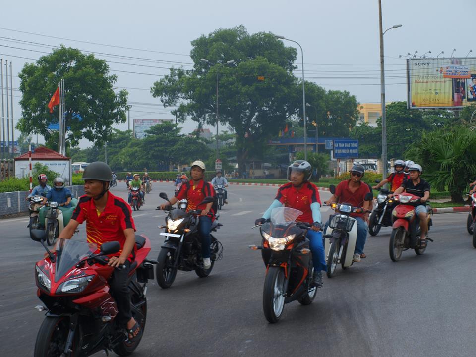 Minh Thuong Motor gioi thieu dan xe moi cho anh em - 8