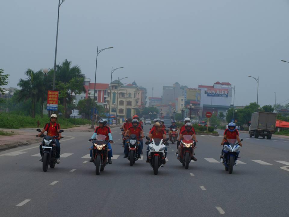 Minh Thuong Motor gioi thieu dan xe moi cho anh em - 9