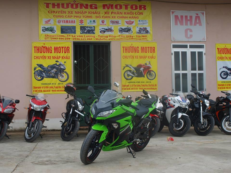 Minh Thuong Motor gioi thieu dan xe moi cho anh em - 11