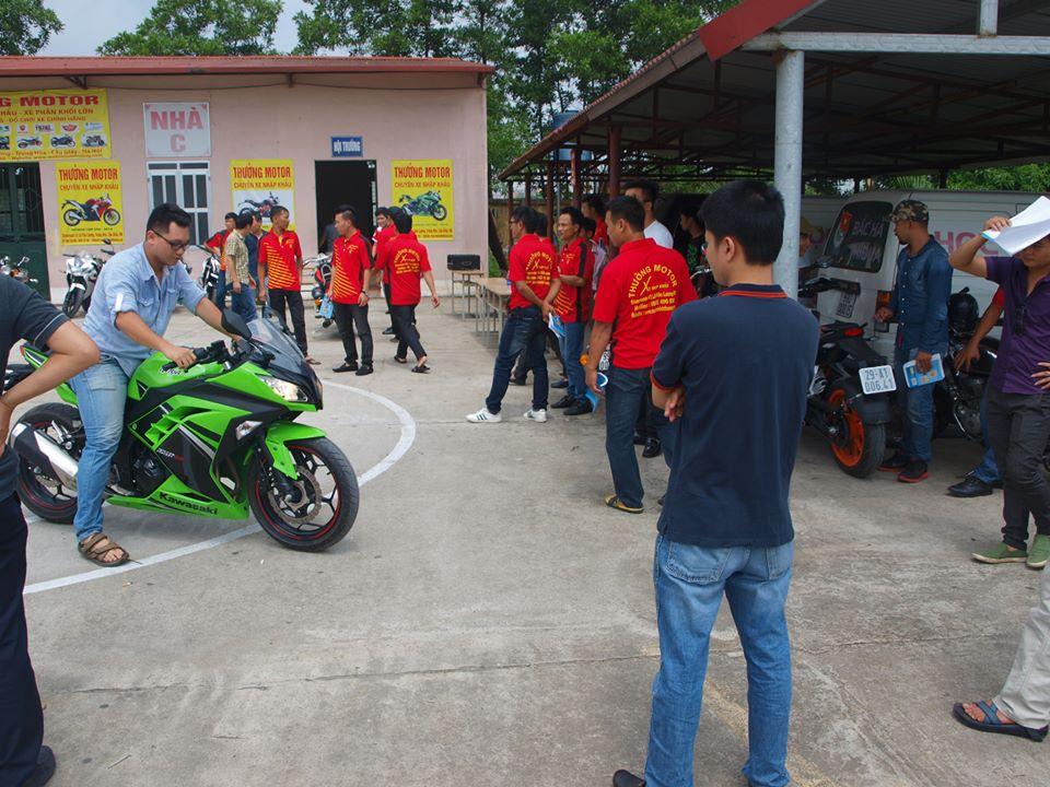 Minh Thuong Motor gioi thieu dan xe moi cho anh em - 14