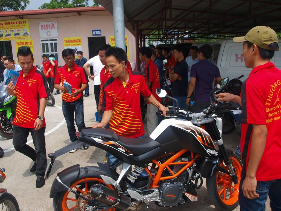 Minh Thuong Motor gioi thieu dan xe moi cho anh em - 15