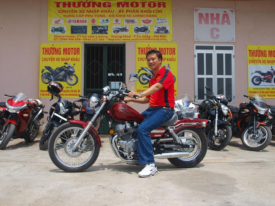 Minh Thuong Motor gioi thieu dan xe moi cho anh em - 19