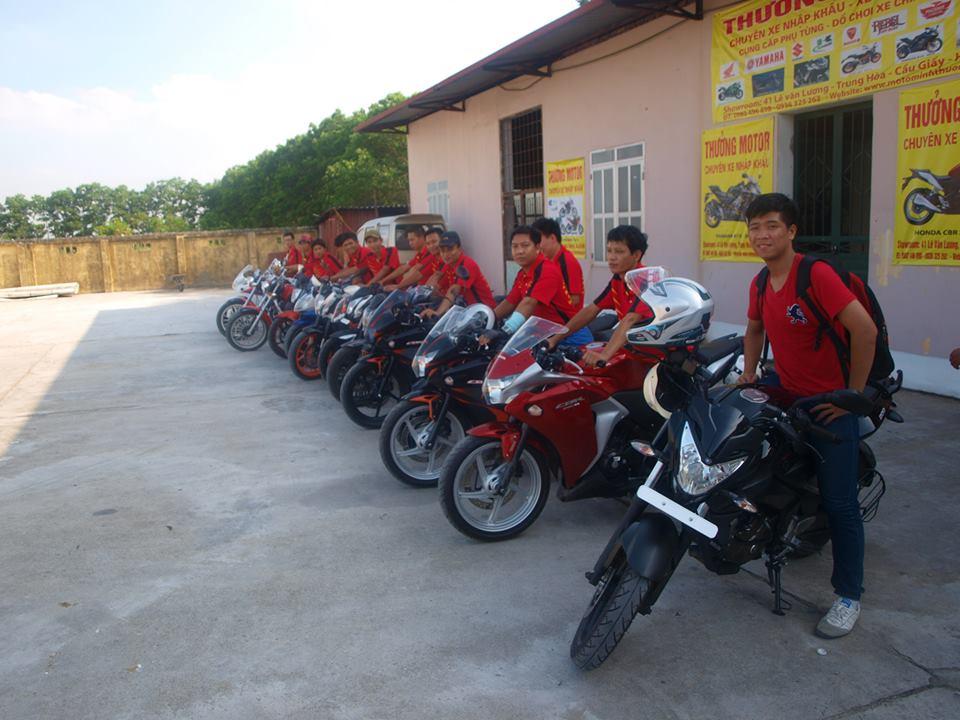 Minh Thuong Motor gioi thieu dan xe moi cho anh em - 25