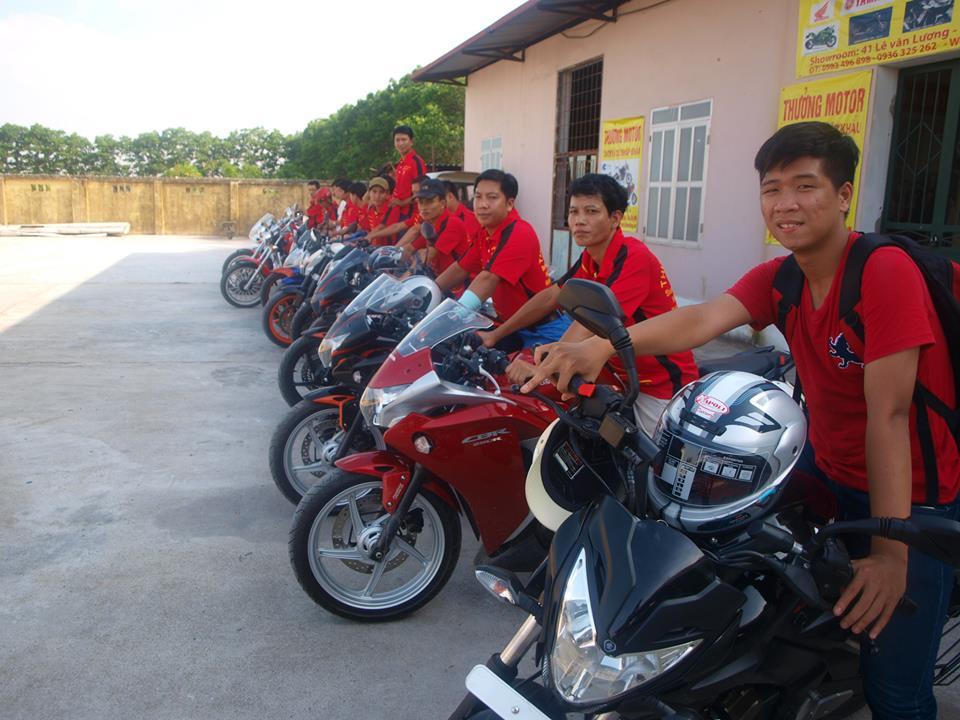 Minh Thuong Motor gioi thieu dan xe moi cho anh em - 26