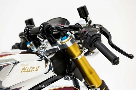 Ducati 1199 Panigale S cafe racer khong gi khong the - 13