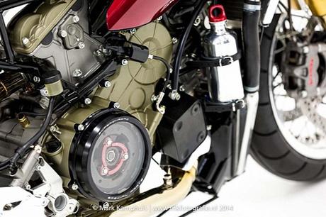 Ducati 1199 Panigale S cafe racer khong gi khong the - 14