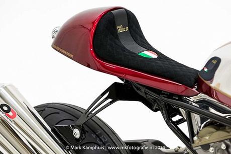 Ducati 1199 Panigale S cafe racer khong gi khong the - 15