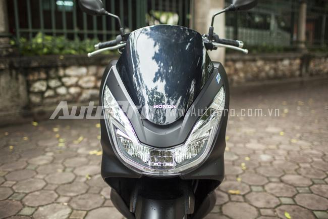 Honda PCX 125 2014 chiec scooter touring chat luong tai Viet Nam - 3