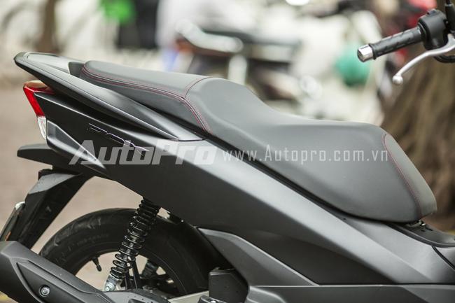 Honda PCX 125 2014 chiec scooter touring chat luong tai Viet Nam - 7