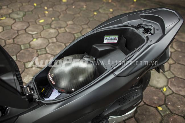 Honda PCX 125 2014 chiec scooter touring chat luong tai Viet Nam - 8