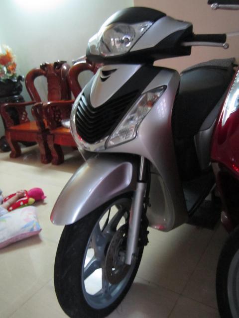 Honda Sh125i vn Bac dk 92010 loai 2 dia