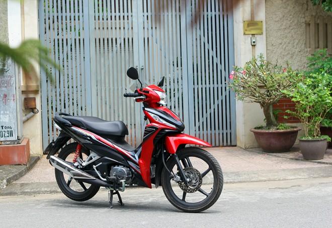 Honda Wave RSX Fi thay doi hop thoi
