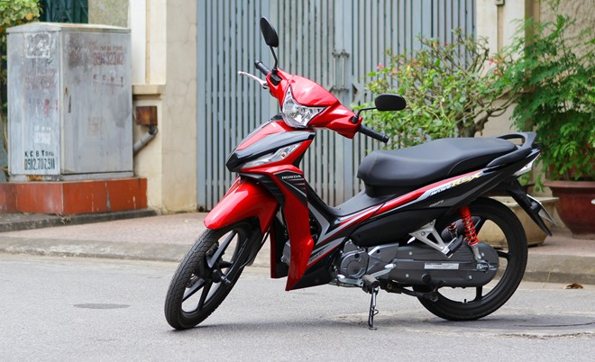 Honda Wave RSX Fi thay doi hop thoi - 3