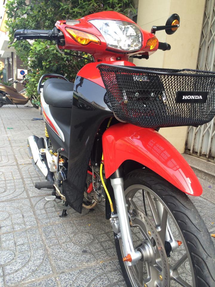 Honda Wave S do nhin don gian nhung khong he don gian - 6