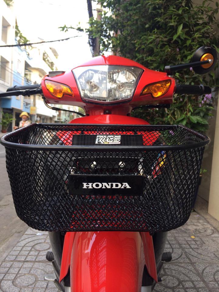Honda Wave S do nhin don gian nhung khong he don gian - 9
