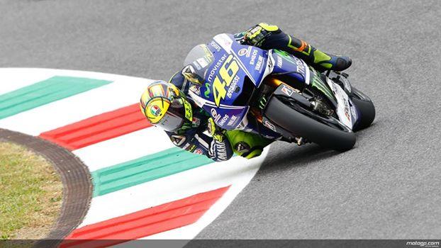 Huyen thoai Valentino Rossi va nhung hinh anh moi nhat - 5