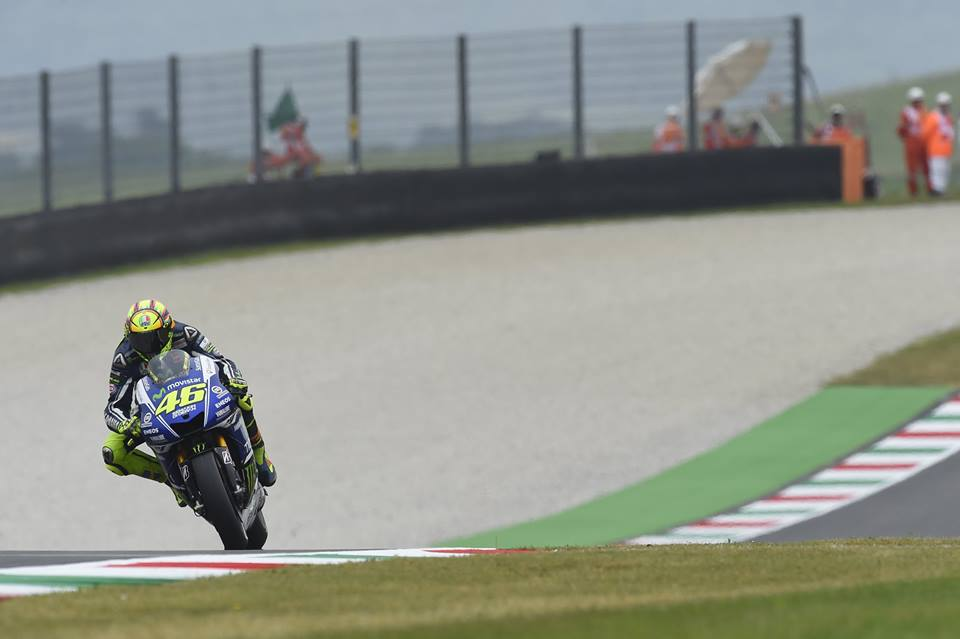 Huyen thoai Valentino Rossi va nhung hinh anh moi nhat - 7