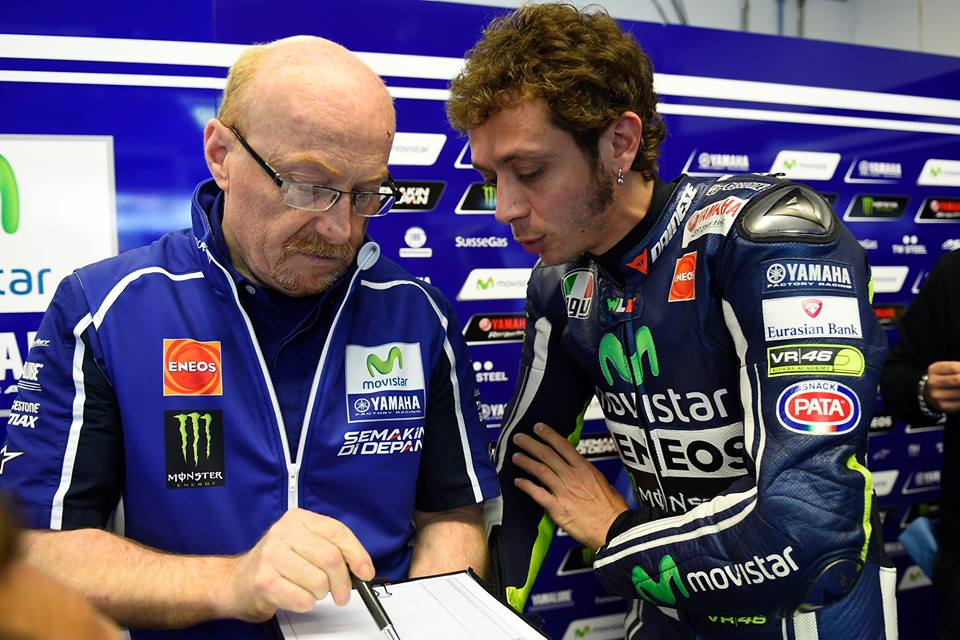 Huyen thoai Valentino Rossi va nhung hinh anh moi nhat - 12