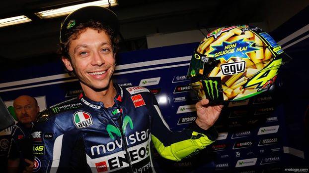 Huyen thoai Valentino Rossi va nhung hinh anh moi nhat - 14