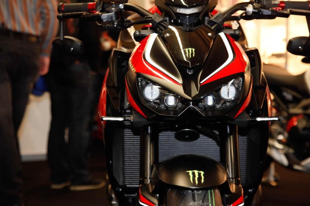 ABM Kawasaki Z1000 ngau nhu trai bau