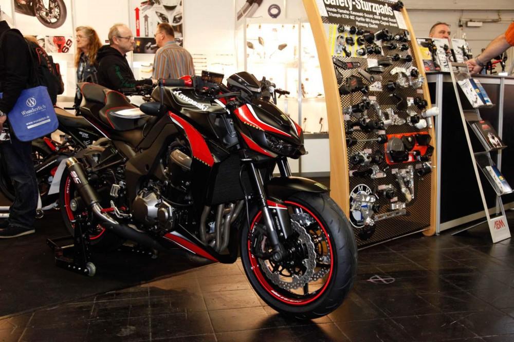 ABM Kawasaki Z1000 ngau nhu trai bau - 2