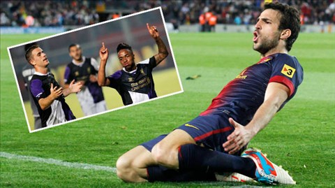 MU ARSENAL bo cuoc Liverpool dan dau cuoc dua gianh Fabregas