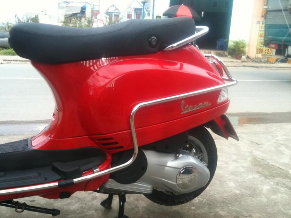 Mac dinh Ban Vespa LX 3V ie 125 doi cuoi 2013 xe moi 99 Zin 100 1 doi chu giay to day du - 2
