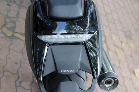 Scooter ham ho Honda NM4 2014 xuat hien o Sai Gon - 5