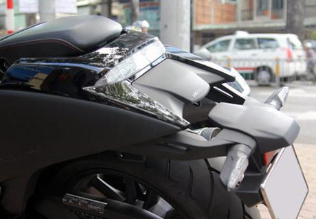 Scooter ham ho Honda NM4 2014 xuat hien o Sai Gon - 11