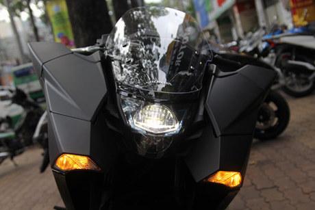 Scooter ham ho Honda NM4 2014 xuat hien o Sai Gon - 21
