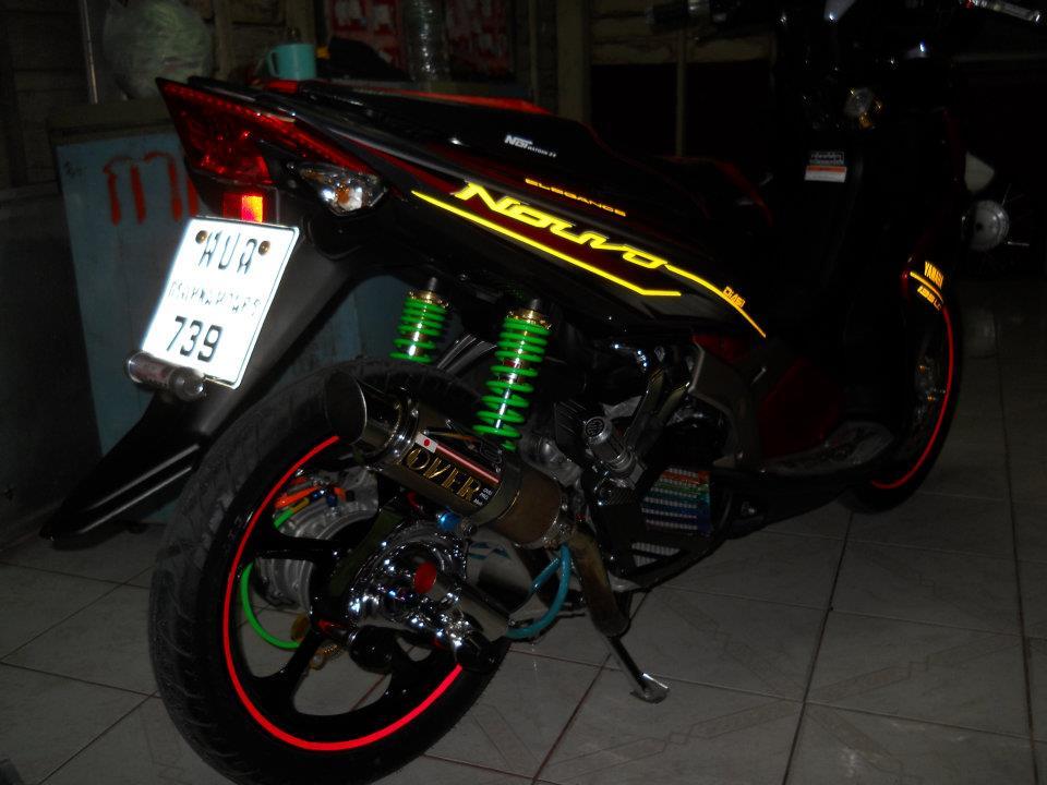 Yamaha Nouvo 4 phat sang tai thai lan - 3