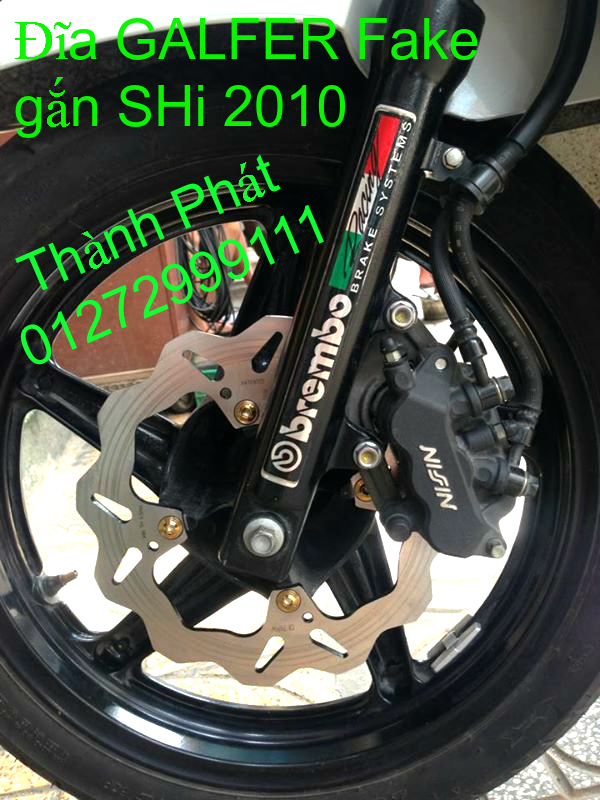 Dia kieu Thai dia Phay CNC YA Z CBR Biker Galfer ARASHI MegaPro Malossi Breaking NCY Ap - 20