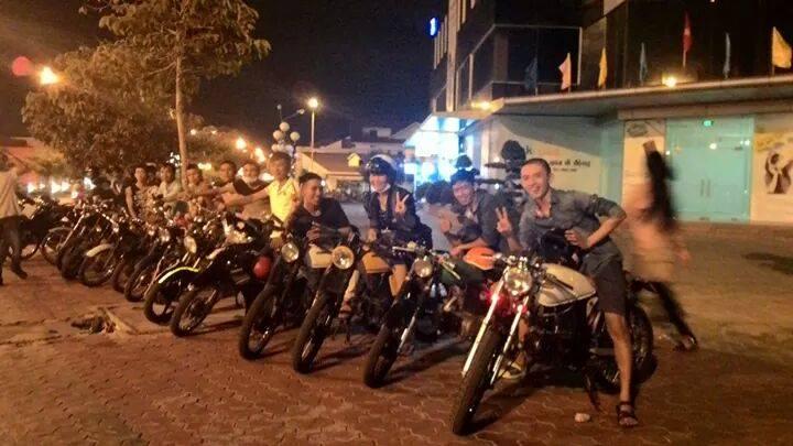 biker 86 hoi ngo chao don trung thu