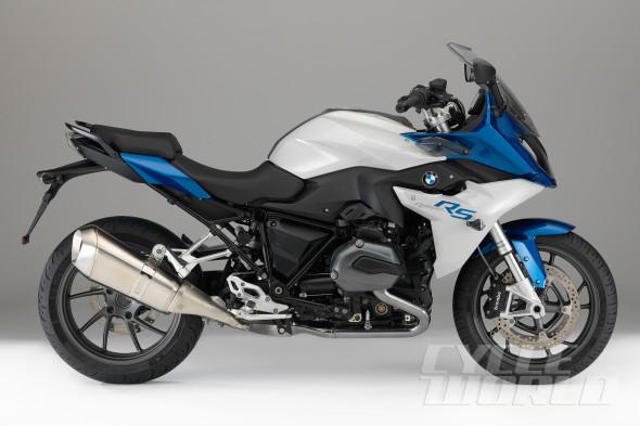 BMW R1200RS chiec moto sporttouring vua moi duoc ra mat - 2