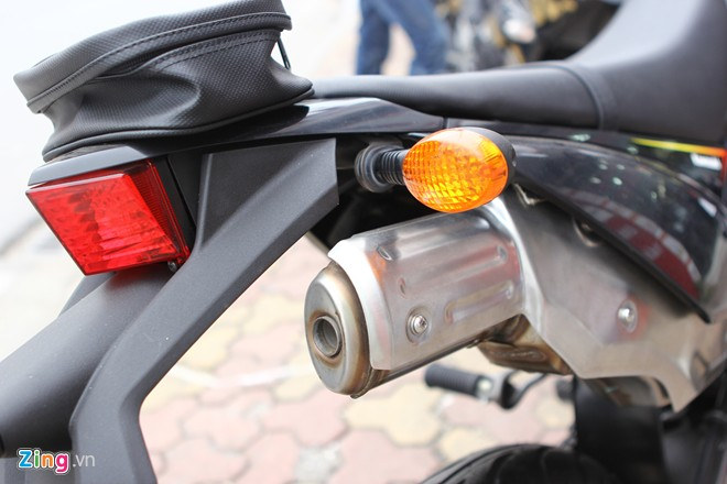 Kawasaki DTracker chiec xe cao cao duong pho tai Viet Nam - 10