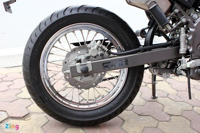 Kawasaki DTracker chiec xe cao cao duong pho tai Viet Nam - 11