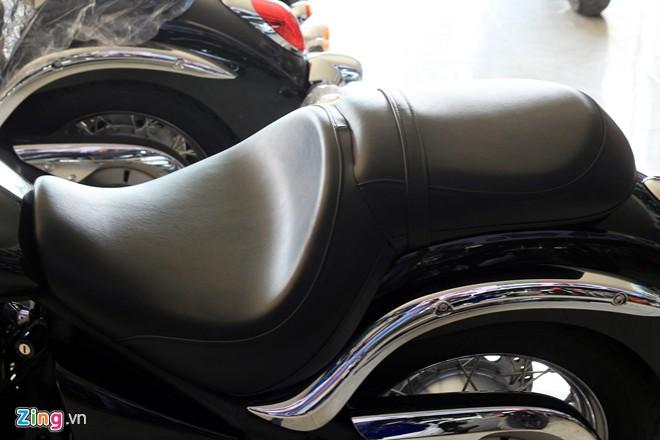 Kawasaki Vulcan 900 Classic 2014 xe khung voi gia hon 400 trieu dong tai VN - 7