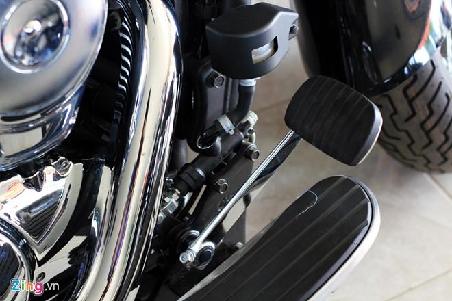 Kawasaki Vulcan 900 Classic 2014 xe khung voi gia hon 400 trieu dong tai VN - 9