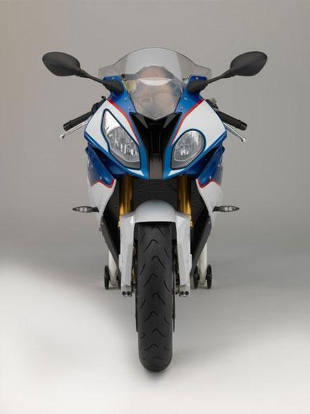 Sieu moto BMW S1000RR 2015 chinh thuc ra mat - 2