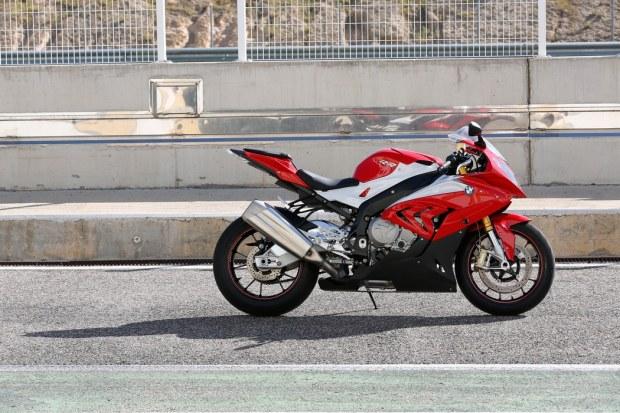 Sieu moto BMW S1000RR 2015 chinh thuc ra mat - 5