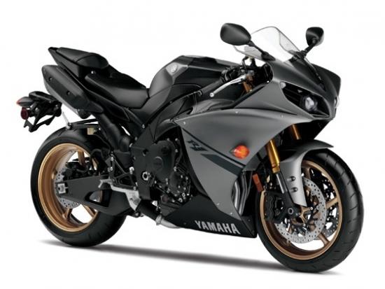 Yamaha R1 the he moi chuan bi ra mat phien ban thuong mai