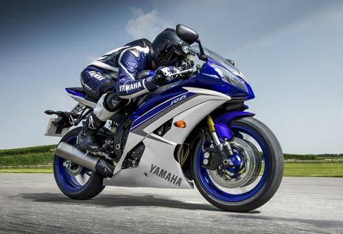 Yamaha R6 ra mat phien ban 2015 phong cach MotoGP - 2