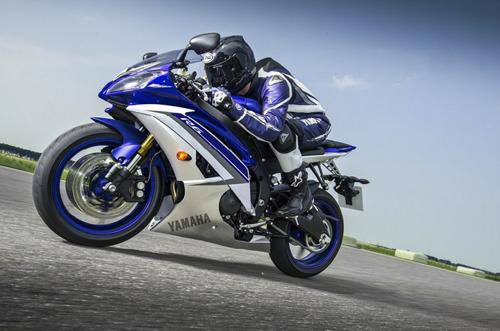 Yamaha R6 ra mat phien ban 2015 phong cach MotoGP - 6